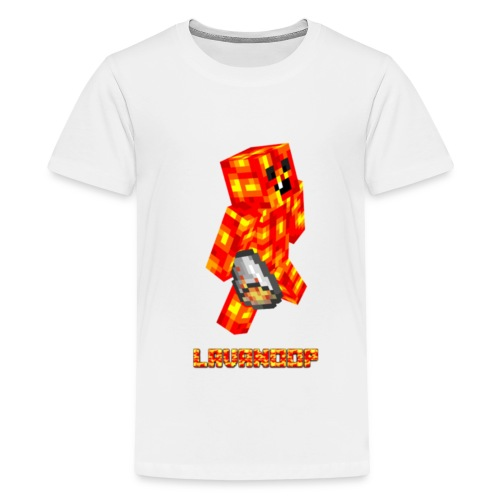 Lavanoop Merch - Teenager Premium T-Shirt
