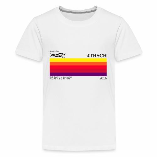 VHS-Kassette - Teenager Premium T-Shirt