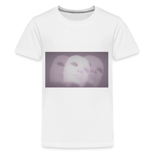 Maschere lilla - Maglietta Premium per ragazzi