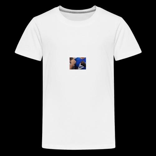 Connection - Teenage Premium T-Shirt