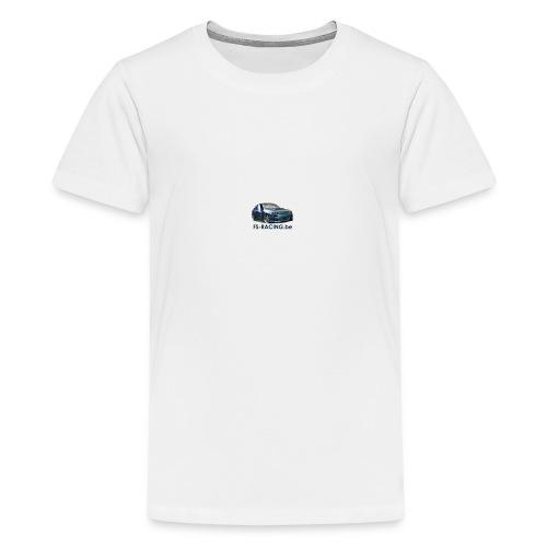 tshirtlogo1 - Teenager Premium T-shirt