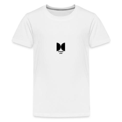 Dark logo - T-shirt Premium Ado