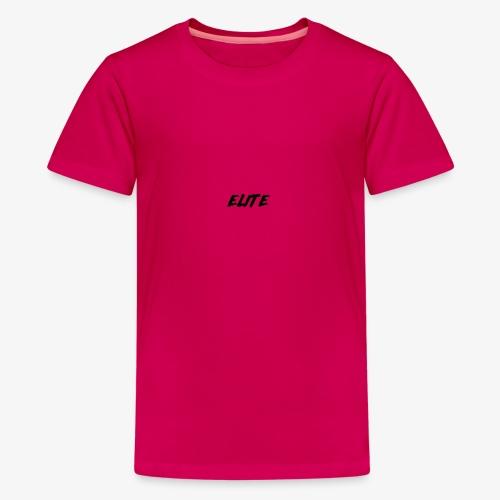 Elite - Teenage Premium T-Shirt