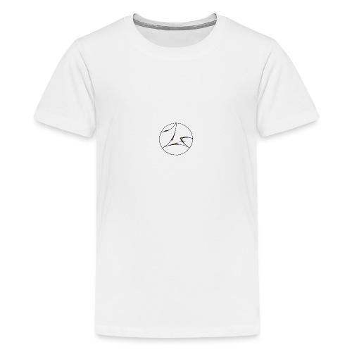 LOGO ZAXOFF - T-shirt Premium Ado