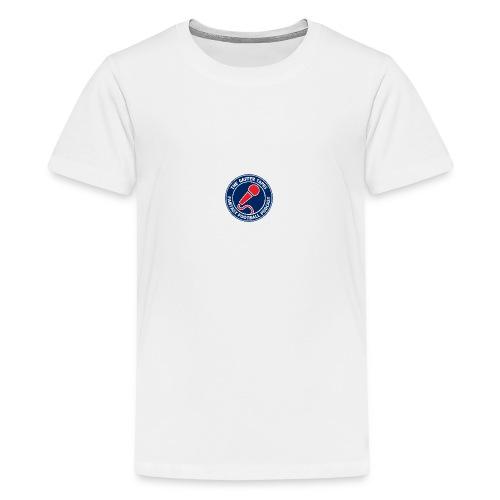 The Gaffer Tapes Small Logo - Teenage Premium T-Shirt