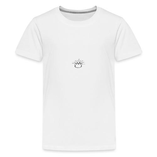 Couronne SimplyCity - T-shirt Premium Ado
