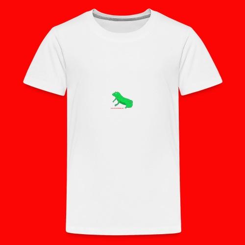 rana-300x240-jpg - Maglietta Premium per ragazzi