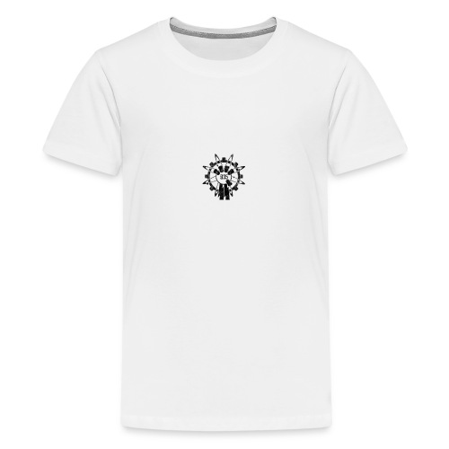 935 logo zombies - Teenager Premium T-shirt
