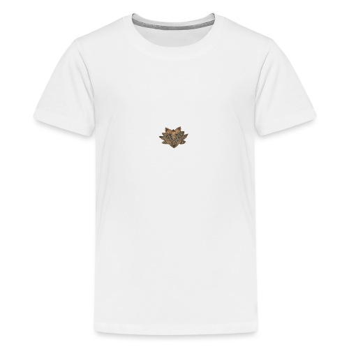 lotus - Teenager Premium T-shirt