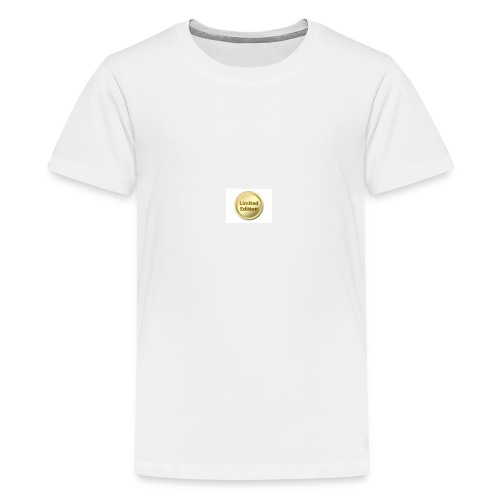 LIMITED MERCH - Premium-T-shirt tonåring