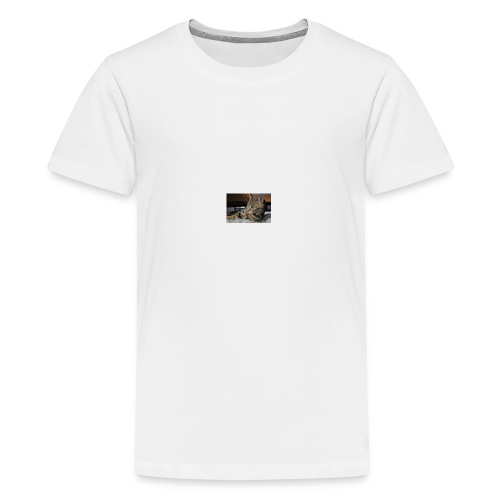 ILOVECATS Polo - Teenager Premium T-shirt