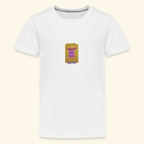 Ohm Nami Ong - Teenager Premium T-Shirt