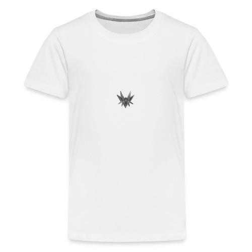 Unit Basketball Shirt Long Sleeve - Teenage Premium T-Shirt