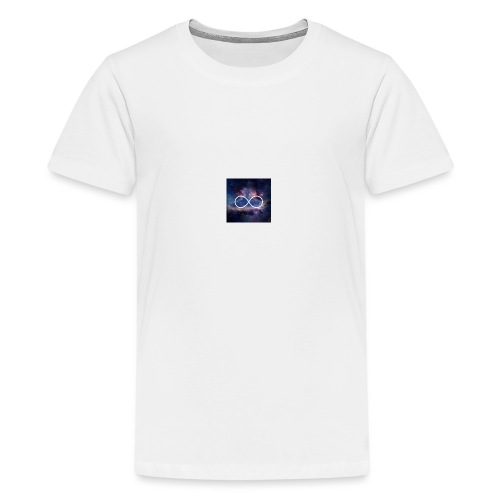 Galaxy infinity - Teenage Premium T-Shirt