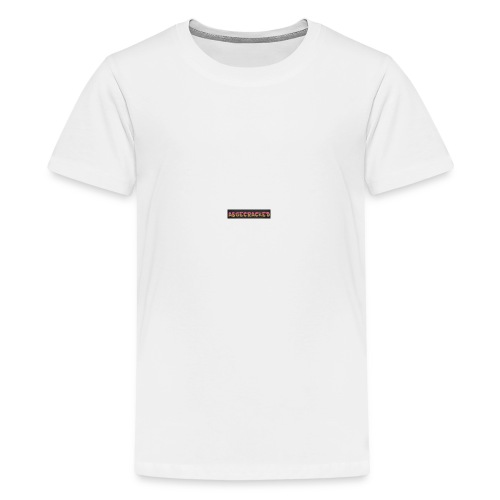 Abgecracked - Teenager Premium T-Shirt