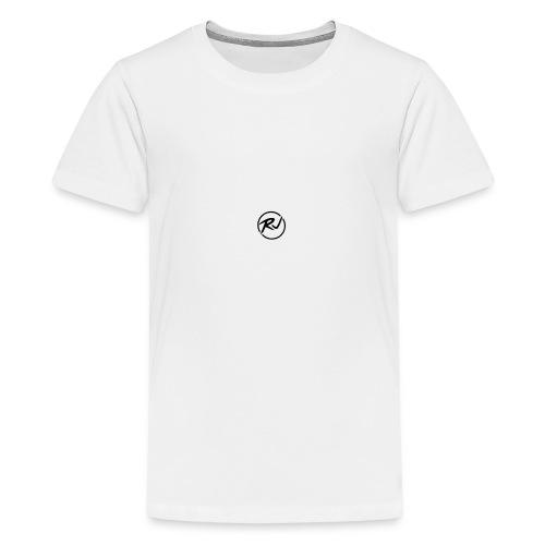 RJ LOGO - Teenage Premium T-Shirt