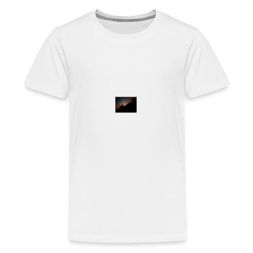 Cielo eclipsado - Camiseta premium adolescente