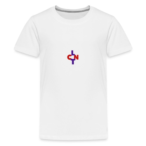 CNLT Limeted Addition - Teenage Premium T-Shirt