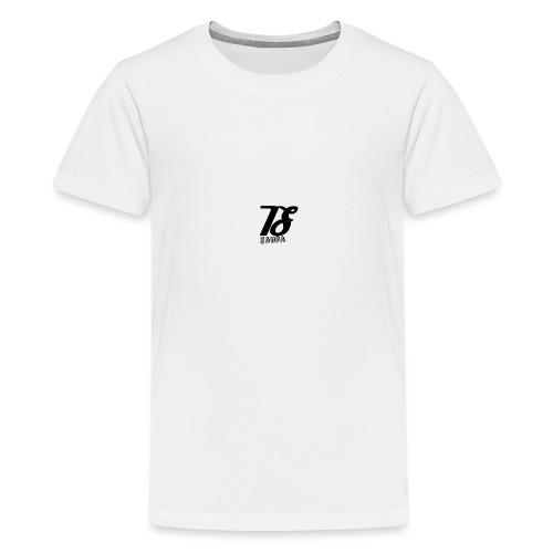 Colección Sanpa - Camiseta premium adolescente