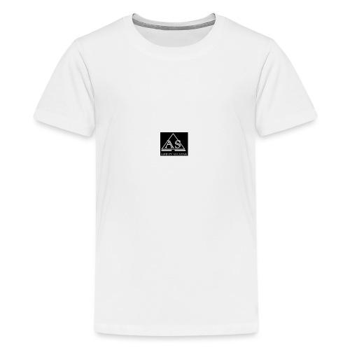 ASHLEYSALAZAR - Camiseta premium adolescente