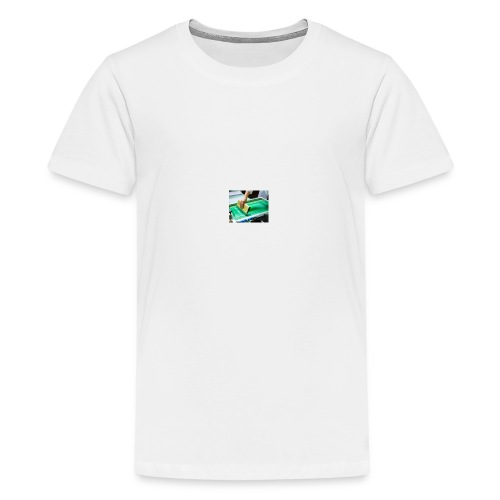 descarga - Camiseta premium adolescente