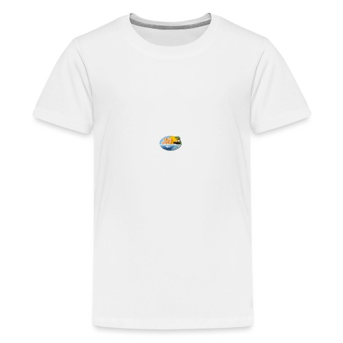 logo Sunreef - Teenager Premium T-shirt
