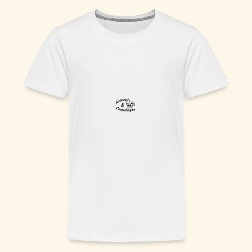 Classic - T-shirt Premium Ado
