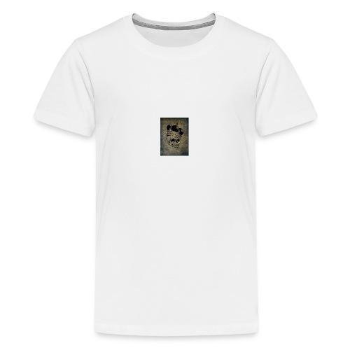 skull and crossbones 715771 340 - Teenager Premium T-Shirt