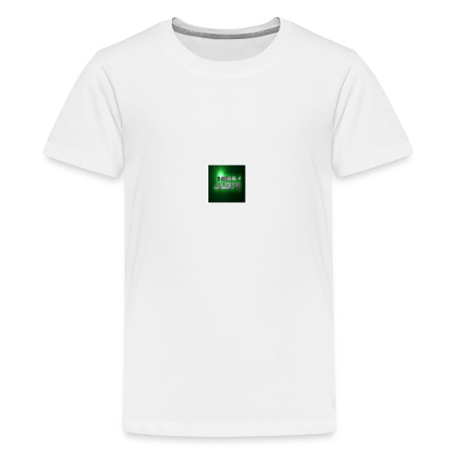 jgn_logo- - Teenager Premium T-shirt