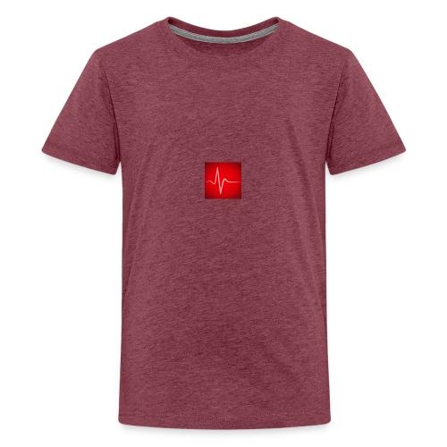 mednachhilfe - Teenager Premium T-Shirt