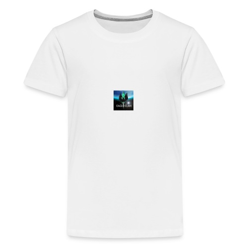 SnowRaven 2 - Teenager Premium T-shirt