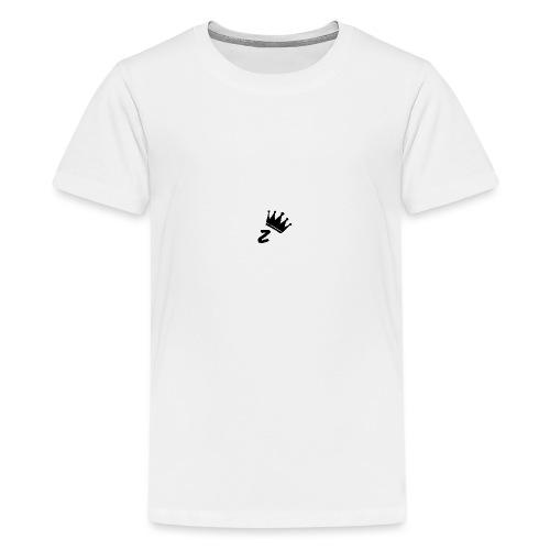 Zoom king tee - Teenage Premium T-Shirt