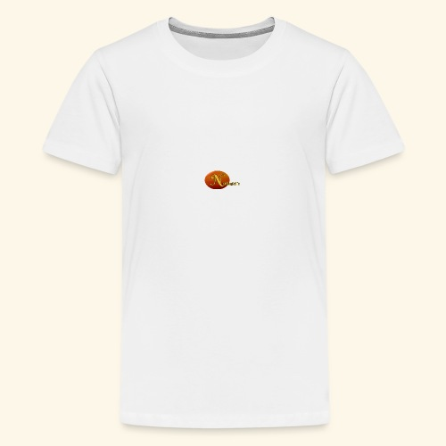 NathanielsLogo - Teenager Premium T-Shirt