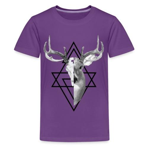 My Deer - Teinien premium t-paita