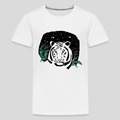 Universum Tiger - Teenager Premium T-Shirt
