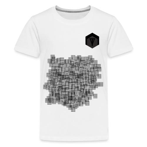 t-shirt-ontwerp-1a - Teenager Premium T-shirt