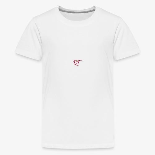LiT CO Logo #1 - Teenage Premium T-Shirt