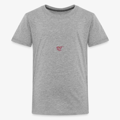 LiT CO Logo #1 - Teenage Premium T-Shirt