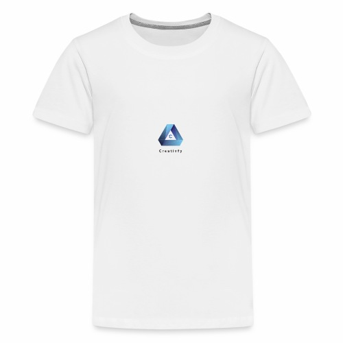 creativfy - Teenager Premium T-Shirt