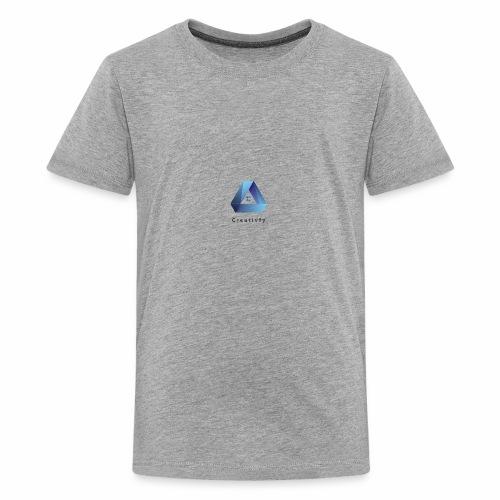 creativfy - Teenager Premium T-Shirt