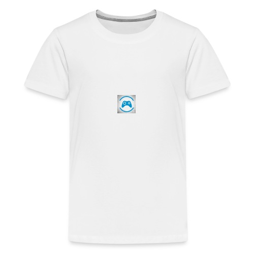 mijn logo - Teenager Premium T-shirt