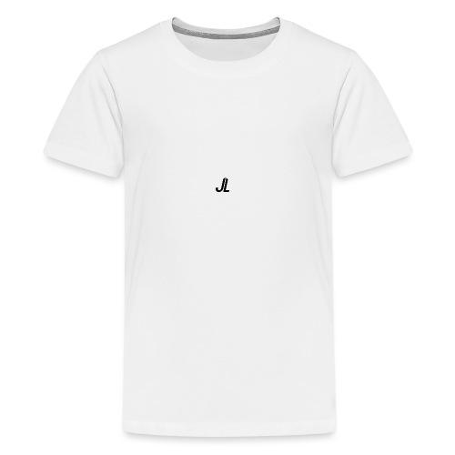 JL LOGO - Teenage Premium T-Shirt