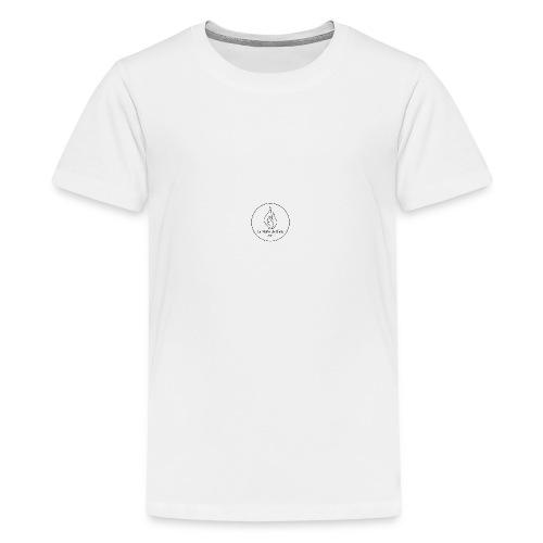 Logo Notte dei falo 1 - Maglietta Premium per ragazzi