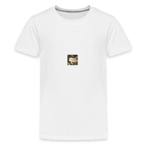 gkj - Camiseta premium adolescente