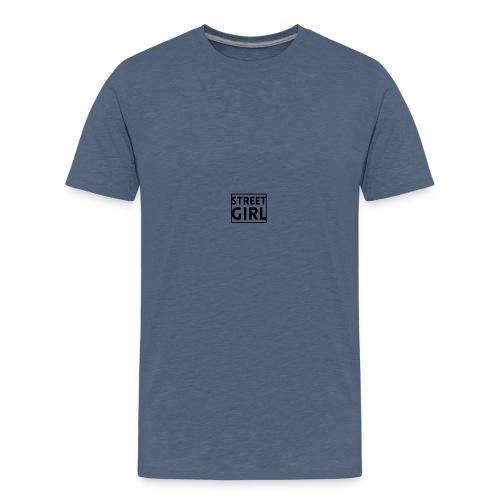 girl - T-shirt Premium Ado