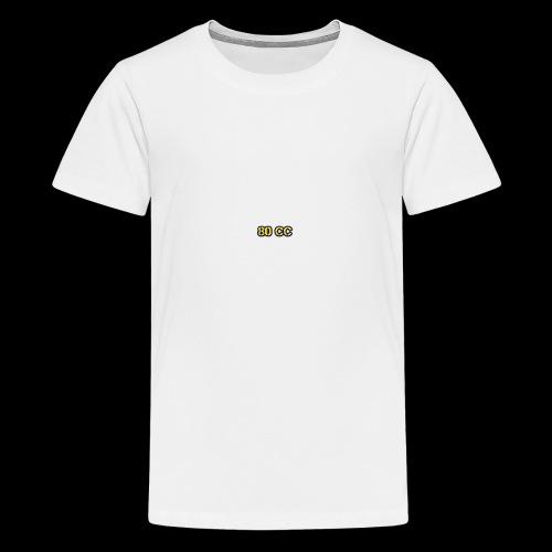 logo80cc - Teenage Premium T-Shirt