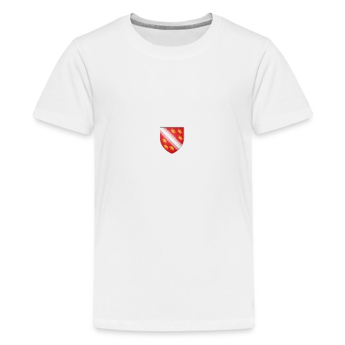 Blason de l'Alsace - T-shirt Premium Ado
