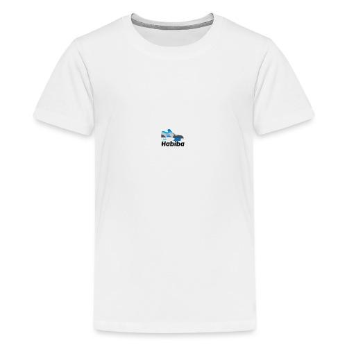 Habiba - Teenager Premium T-shirt
