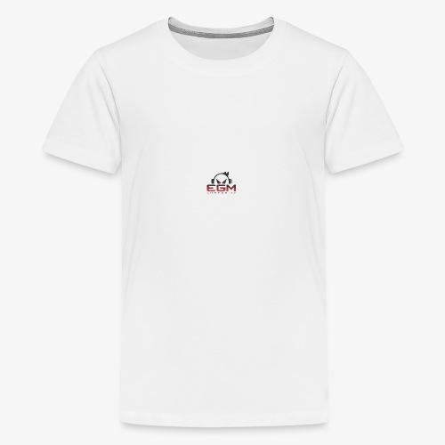 Logo EGM-Community - T-shirt Premium Ado