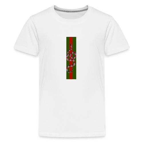 Black duo - Premium-T-shirt tonåring
